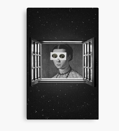 Black & White Collection -- Hope Canvas Print