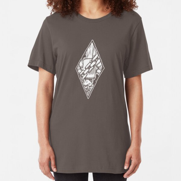 Oblivion Arcanos: Lifeweb Slim Fit T-Shirt