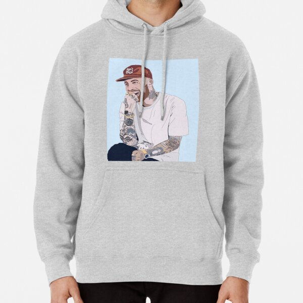Mac Miller Pullover Hoodie