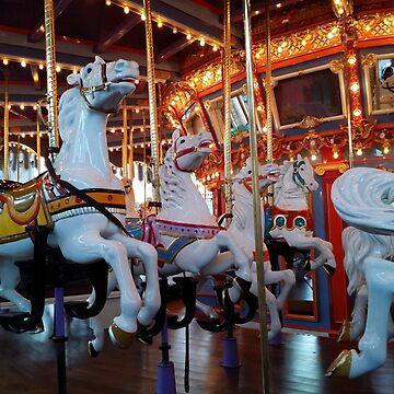 King Arthur Carousel by jay03042011