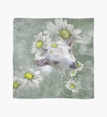 Don't Eat the Daisies Baby Goat Scarf