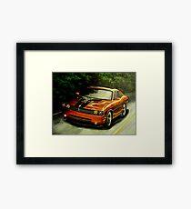 Country Roads- By. Jonny McKinnon Framed Print