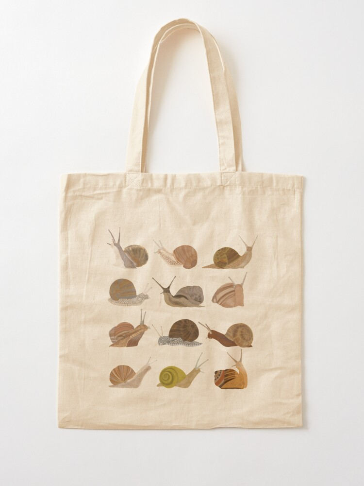 Alternate view of Snails Tote Bag
