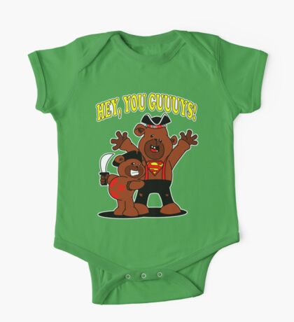 Teddy Bear Goonies Kids Clothes