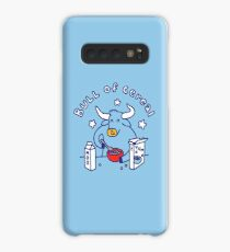 Bull of Cereal Case/Skin for Samsung Galaxy
