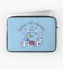 Bull of Cereal Laptop Sleeve