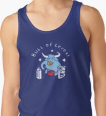 Bull of Cereal Tank Top