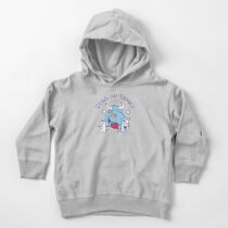 Bull of Cereal Toddler Pullover Hoodie