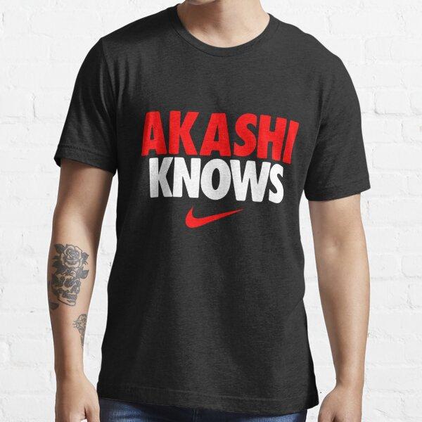 KUROKO AUCUN PANIER AKASHI SAIT T-shirt essentiel