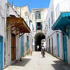 A street in Tunis by Jamie Alexander