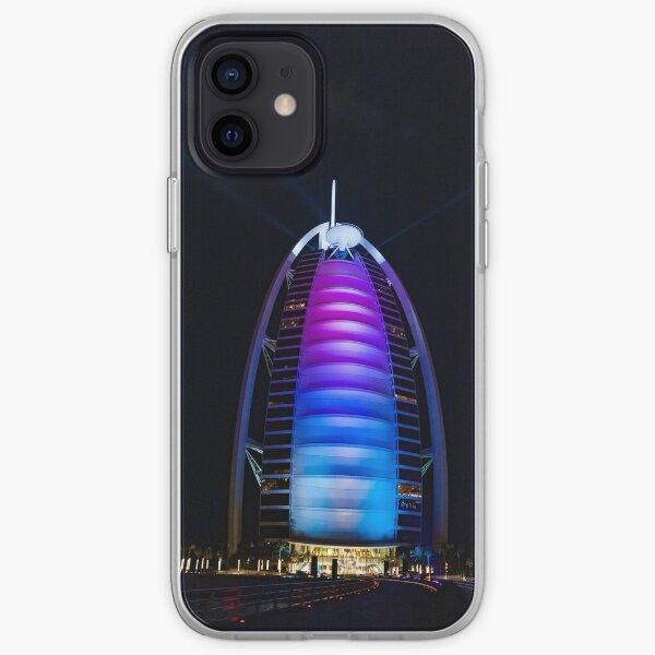 Burj al Arab iPhone Soft Case
