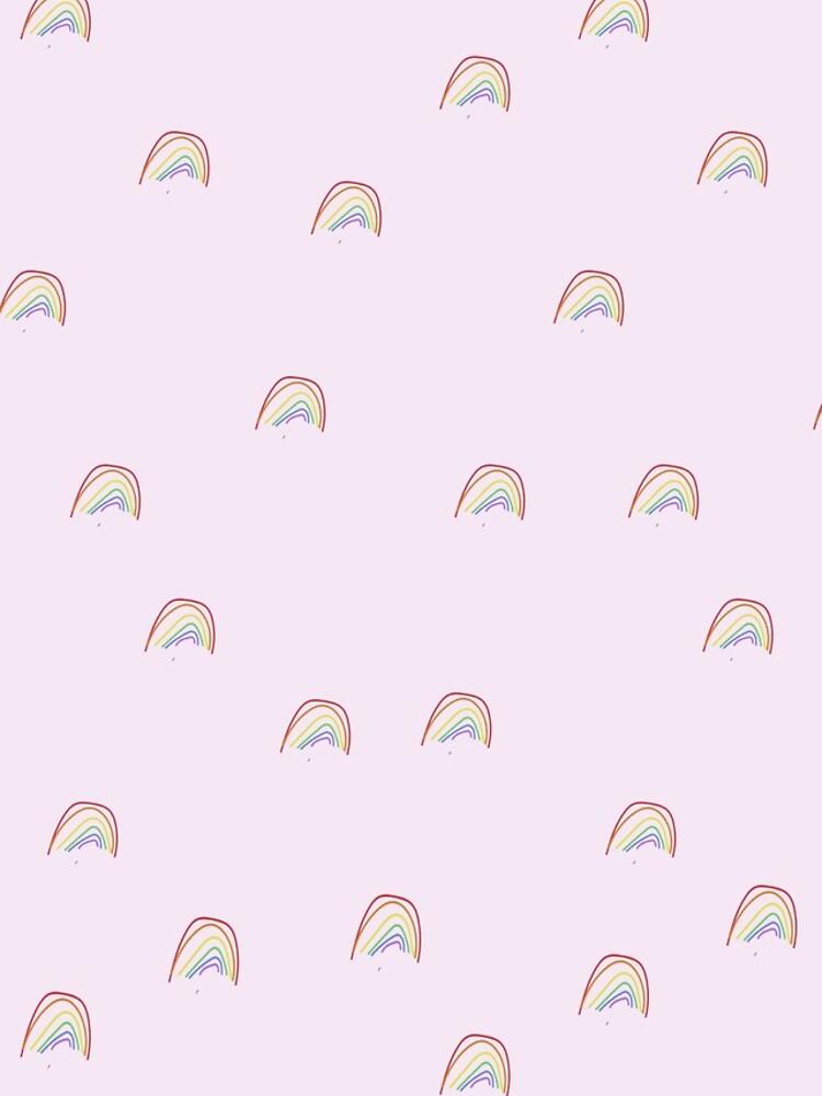 pink rainbow case by ashleysally00
