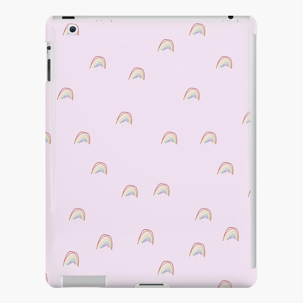 pink rainbow case iPad Case & Skin