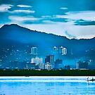 island city by Ross Throndson