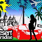 Desert paradise by valizi