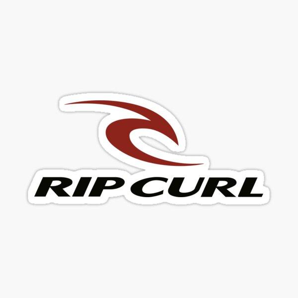 rip curl merch Sticker
