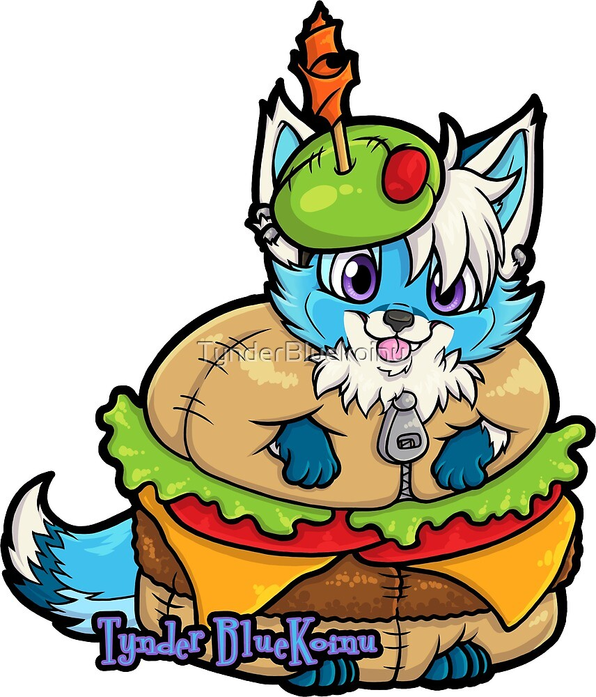 Tynder Sandwich by TynderBluekoinu