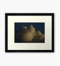 Fury of Nature Framed Print