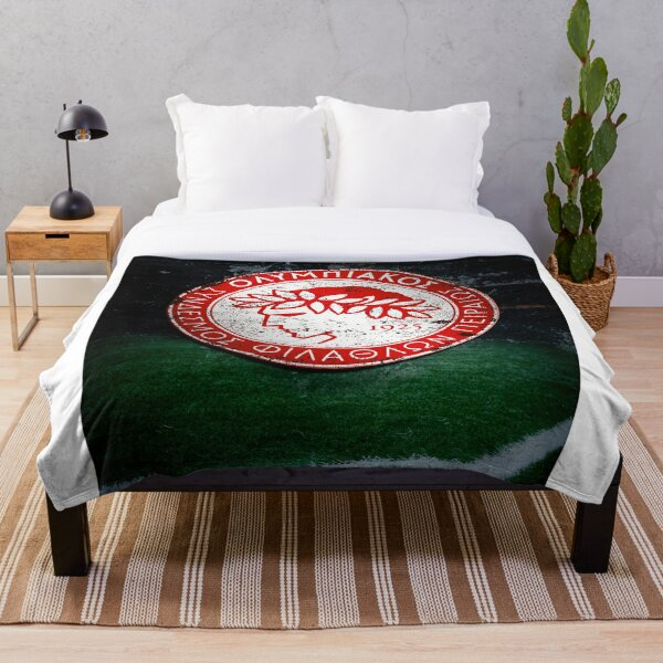 Olympiacos F.C. Throw Blanket