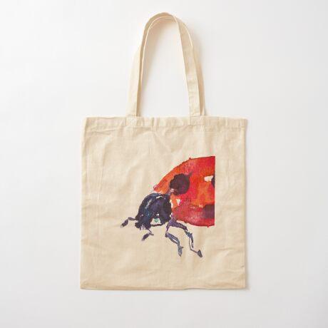 BAANTAL / Pollinate / Ladybird Cotton Tote Bag