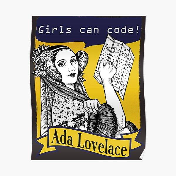Ada Lovelace ver 2.0 Poster