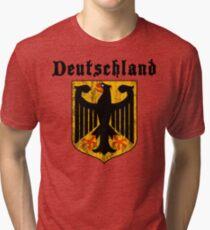 Deutschland Tri-blend T-Shirt