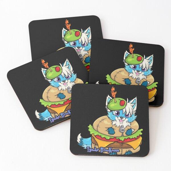 Tynder Sandwich Coasters (Set of 4)