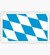 Bavaria Flag Sticker