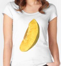 Fried Bread Fruit Women's Fitted Scoop T-Shirt