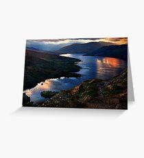 Loch Katrine Greeting Card