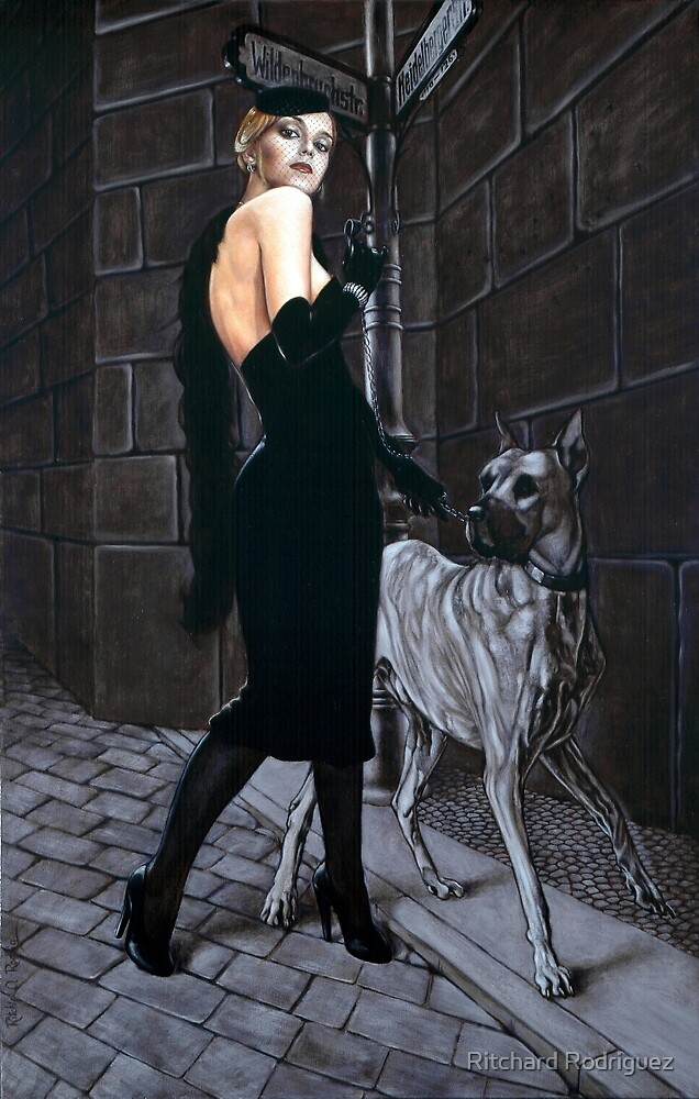 Unsere Frau II by Ritchard Rodriguez
