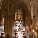 Cathedral of Learning by Robert C Richmond