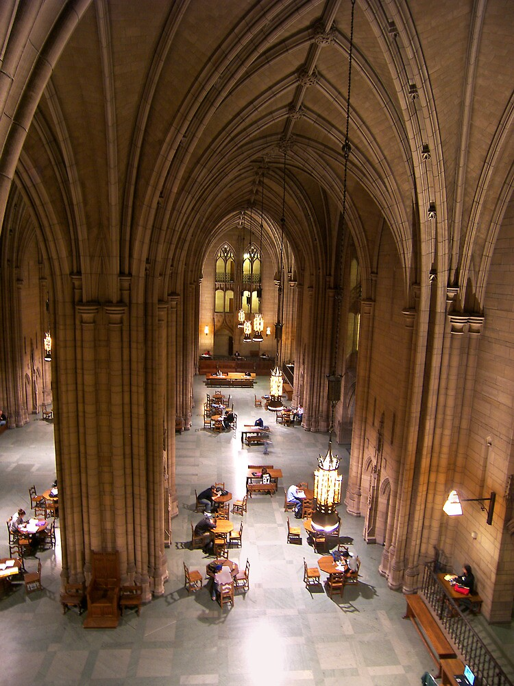 Cathedral of Learning by LumenLux