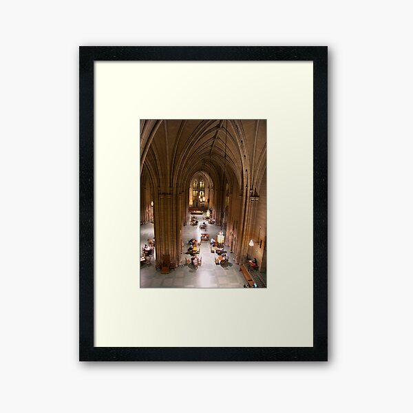 Cathedral of Learning Framed Art Print