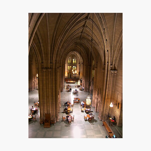 Cathedral of Learning Photographic Print