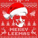 Stan Lee Merry Leemas Ugly Christmas Sweater von idaspark