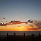 West Australian Sunset - Floreat Beach - 230815 by Robert Phillips