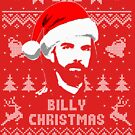 Billy Micthell Billy Christmas Ugly Christmas Sweater von idaspark