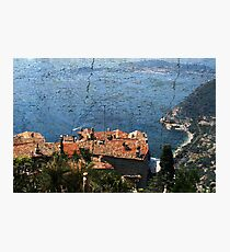Eze Photographic Print