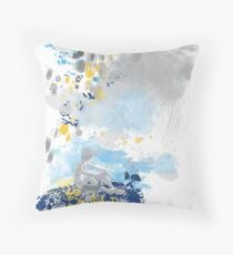 a room with view from asteroid b 612 - le petit prince Throw Pillow
