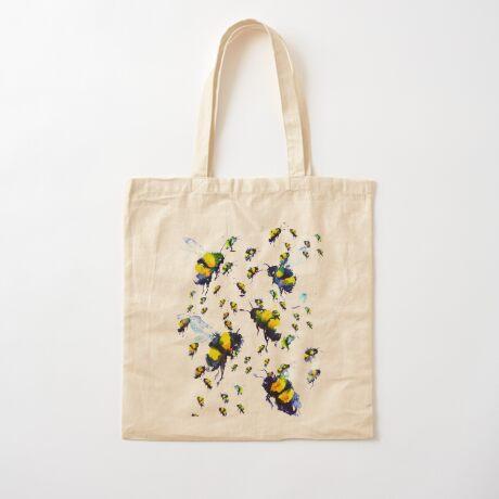BAANTAL / Pollinate / Bees Cotton Tote Bag
