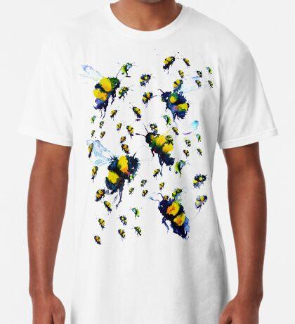 BAANTAL / Pollinate / Bees Long T-Shirt