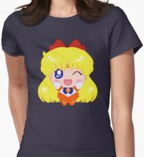 Soldier of Love and Beauty Womens Fitted T-Shirt