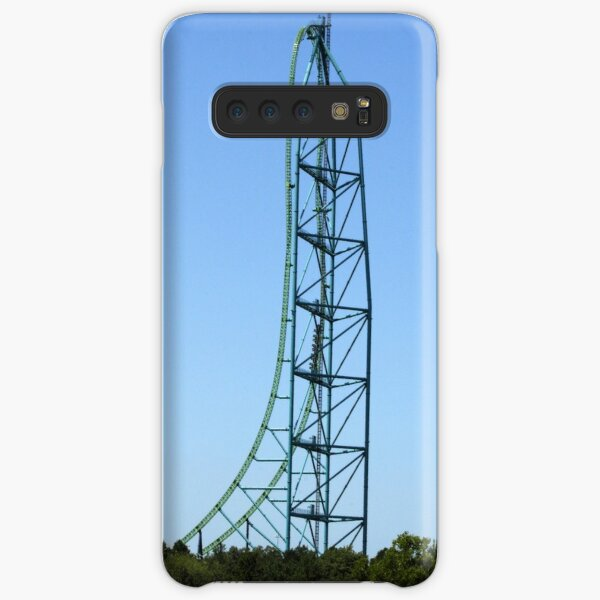 Kingda Ka - Worlds Tallest and Fastest Roller Coaster Samsung Galaxy Snap Case