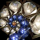Sphere and Bowl Spiral 2 by Peter Berry