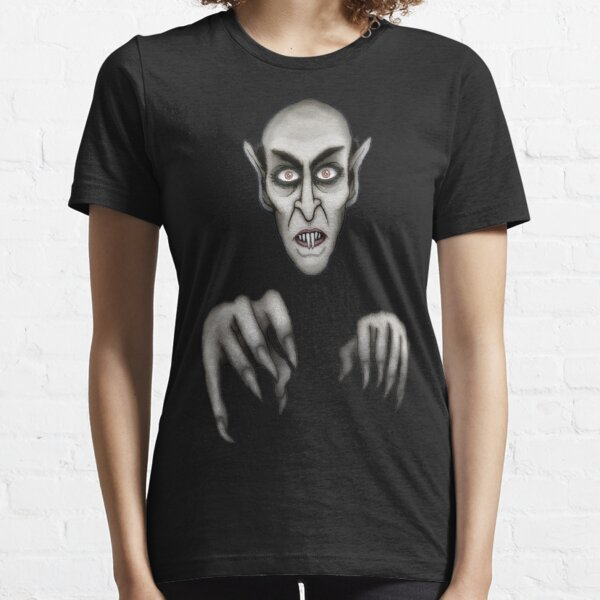 Nosferatu The Vampyre Essential T-Shirt