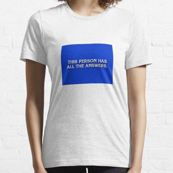 Game Show Winner Essential T-Shirt