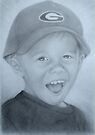 Portrait of Tuck by Chelsea Kerwath