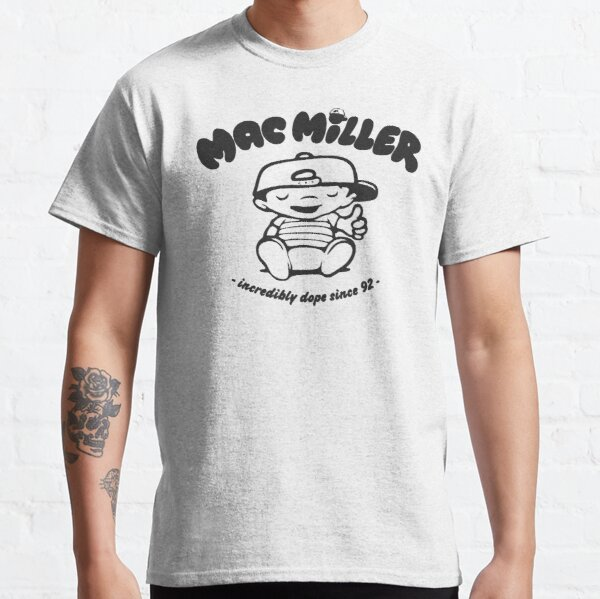 concierto de mac rap miller 1992 Camiseta clásica