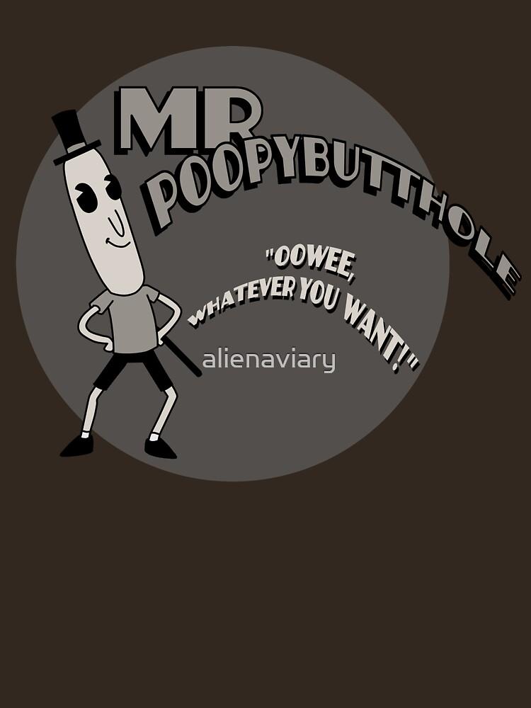 The Mr. Poopybutthole Show | Unisex T-Shirt